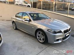 BMW 520 Pack M