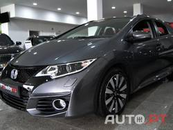Honda Civic Tourer 1.6 I-DTEC EXECUTIVE