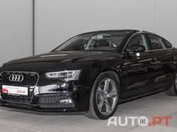 Audi A5 2.0 TDI S-Line Sportback