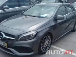 Mercedes-Benz A 180 d Edition A