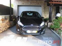 Ford Fiesta Ecoboost Titanium