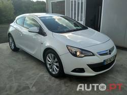 Opel Astra GTC 1.4 Turbo