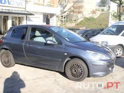 Peugeot 307 1.6 HDI Van