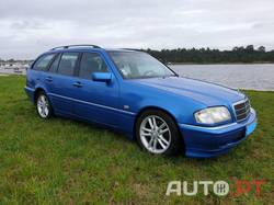 Mercedes-Benz C 200 W 202 Estate 2.0 kompressor 192cv
