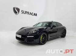 Porsche Panamera Híbrido Gasolina
