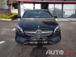 Mercedes-Benz A 180 180 D AMG LINE