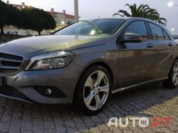 Mercedes-Benz A 180 EDITION BLUEEFFICIENCY