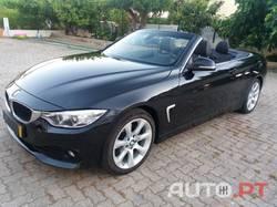 BMW 420 Cabrio, cx automática