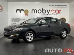 Peugeot 508 1.6 BLUE HDI ACTIVE