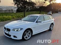 BMW 520 xDrive pack M, kit potência 220Cv