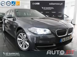 BMW 520 D Touring Line Luxury Auto
