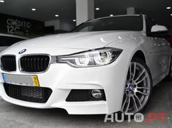 BMW 318 Touring PACK M - NOVO 0KM