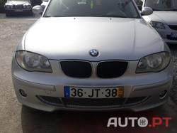 BMW 118 Serie 1 diesel