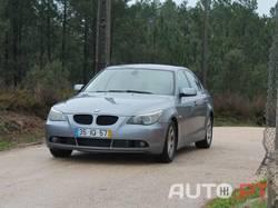 BMW 530 D Manual