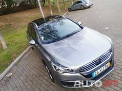 Peugeot 508 SW 1.6 BlueHdi120Business Pack