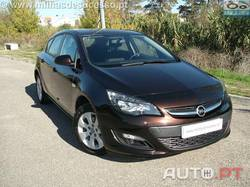 Opel Astra 1.6 CDTI EXECUTIVE START & STOP 110 CV