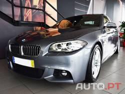 BMW 520 D PACK M AUTO 184CV