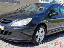 Peugeot 307 SW 2.0 HDI Cuir