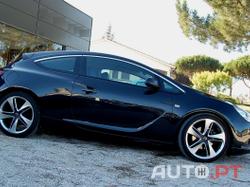 Opel Astra GTC CDTI