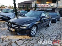 Mercedes-Benz C 220 CDi BlueTec Nacional GPS / Manual