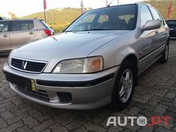 Honda Civic 1.4 Profile
