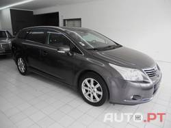 Toyota Avensis SW 2.0 D4D Exclusive+GPS