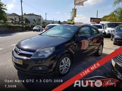Opel Astra GTC 1.3 CDTi 90cv
