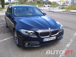 BMW 520 luxury line