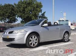 Renault Mégane Cabrio exclusive