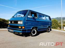 Volkswagen Transporter CARAVELLE LUXO