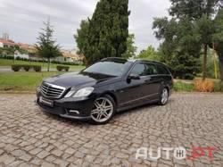 Mercedes-Benz E 250 CDI Station AMG
