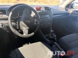 Volkswagen Golf Variant Golf TDI 1.6 confortline
