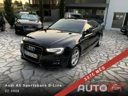 Audi A5 Sportback 2.0 TDi S-Line 177cv