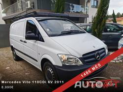 Mercedes-Benz Vito 110CDi 6V
