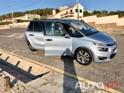 Citroen C4 Grand Picasso 2.0 Blue HDI 7