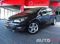 Opel Astra Caravan 1.6 CDTI EXCUTIVE GPS