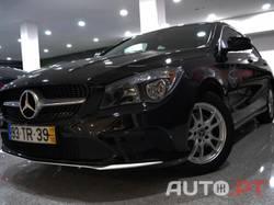 Mercedes-Benz CLA 180 Shooting Brake