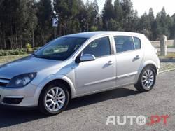 Opel Astra 1.7 turbo diesel