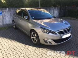 Peugeot 308 1.6 HDI Allure