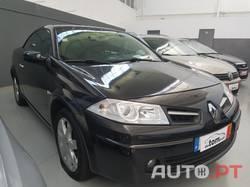 Renault Mégane Cabrio CC 1.5 DCI Luxe Previlege