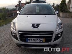 Peugeot 3008 (Hybrid4)
