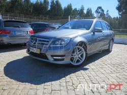 Mercedes-Benz C 200 CDi Avantgard AMG BlueEfficiency (GPS)