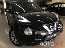 Nissan Juke 1.5 DCI CONNECT EDITION