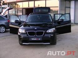 BMW X1 118d S-Drive Panorama