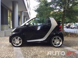 Smart Cabrio ForTwo Cdi C/NOVO