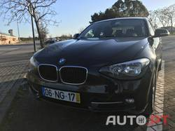 BMW 116 -efficient-dynamic-line-sport