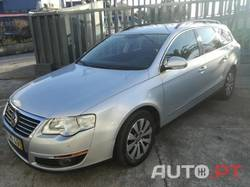 Volkswagen Passat Variant 1.9TDI bluem - 09