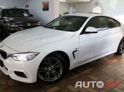 BMW 420 D COUPÉ PACK M