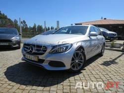 Mercedes-Benz C 180 ST BlueTEC Avantgarde+