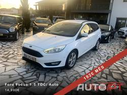Ford Focus SW 1.5 TDCi Business Auto GPS